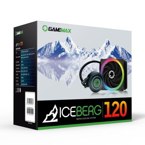 冰山 Iceberg 120